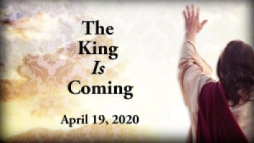The King Is Coming thumbnail